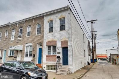 3808 Mount Pleasant Avenue, Baltimore, MD 21224 - #: MDBA2000998