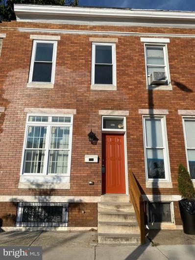 1806 N Milton Avenue, Baltimore, MD 21213 - #: MDBA2001003