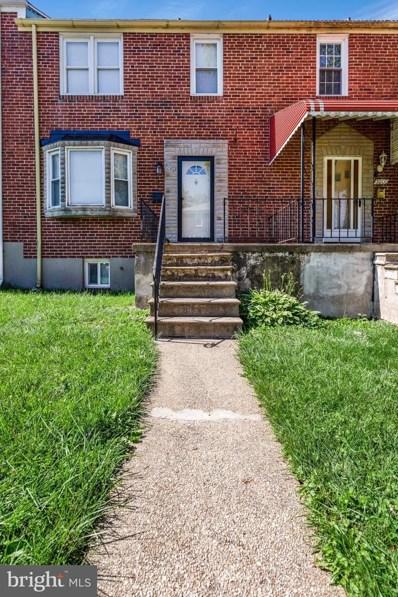 5002 Lindsay Road, Baltimore, MD 21229 - #: MDBA2001018