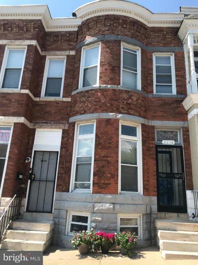 2214 Ruskin Avenue, Baltimore, MD 21217 - #: MDBA2001019
