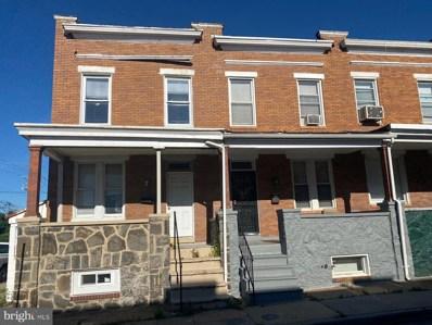 1200 N Curley Street, Baltimore, MD 21213 - #: MDBA2001024
