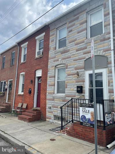 1619 Cuba Street, Baltimore, MD 21230 - #: MDBA2001050