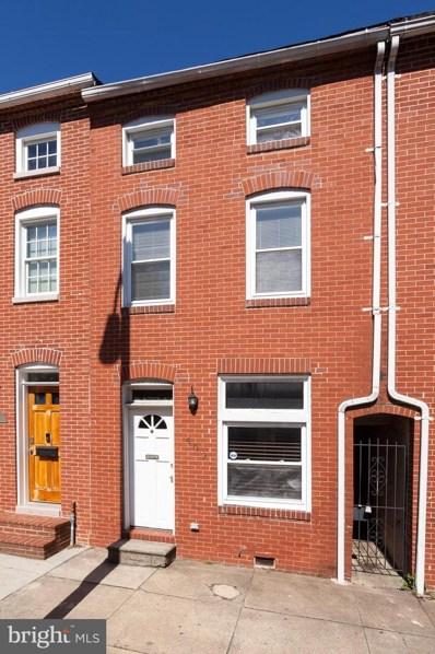 409 S Wolfe Street, Baltimore, MD 21231 - #: MDBA2001056