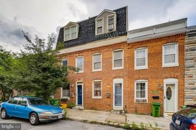 611 S Rose Street, Baltimore, MD 21224 - #: MDBA2001058