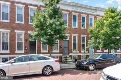 435 Whitridge Avenue, Baltimore, MD 21218 - #: MDBA2001070