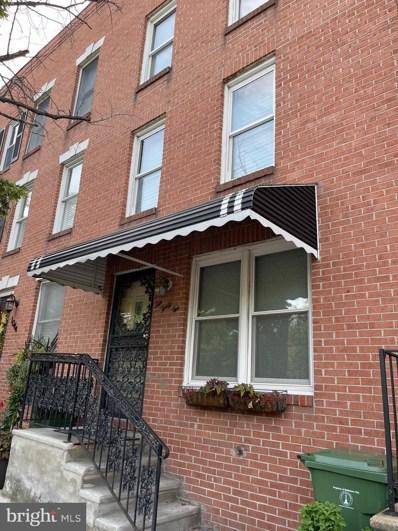 1042 Vine Street, Baltimore, MD 21223 - #: MDBA2001080