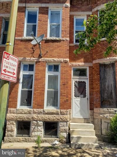 1830 W Lanvale Street, Baltimore, MD 21217 - #: MDBA2001088