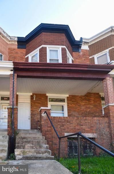 2319 Calverton Heights Avenue, Baltimore, MD 21216 - #: MDBA2001101