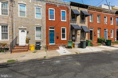 1409 Olive Street, Baltimore, MD 21230 - #: MDBA2001146