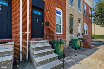 2019 Jefferson Street, Baltimore, MD 21205 - #: MDBA2001164