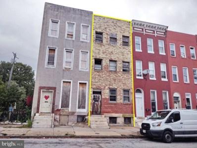 1514 W Lanvale Street, Baltimore, MD 21217 - #: MDBA2001183