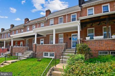 2018 N Bentalou Street, Baltimore, MD 21216 - #: MDBA2001197
