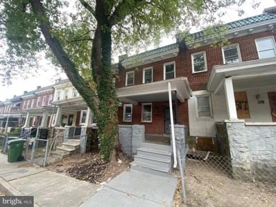 519 Sheridan Avenue, Baltimore, MD 21212 - #: MDBA2001227
