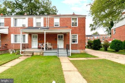 1049 Reverdy Road, Baltimore, MD 21212 - #: MDBA2001269