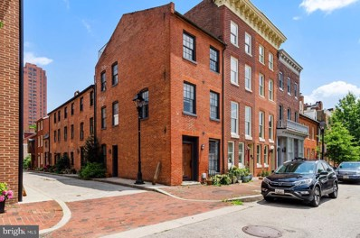 517 S Sharp Street, Baltimore, MD 21201 - #: MDBA2001280