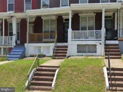 1732 Braddish Avenue, Baltimore, MD 21216 - #: MDBA2001291