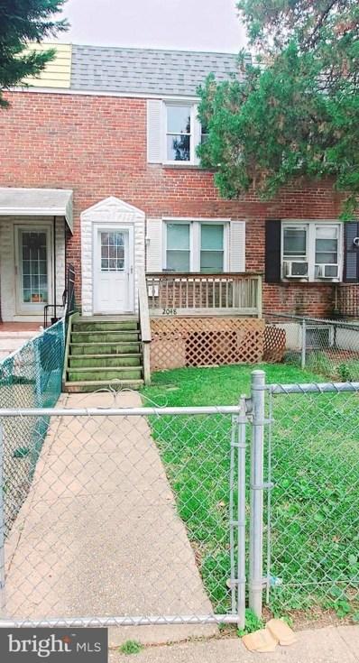 2048 Whistler Avenue, Baltimore, MD 21230 - #: MDBA2001307