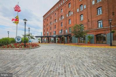 1000 Fell Street UNIT 603, Baltimore, MD 21231 - #: MDBA2001328