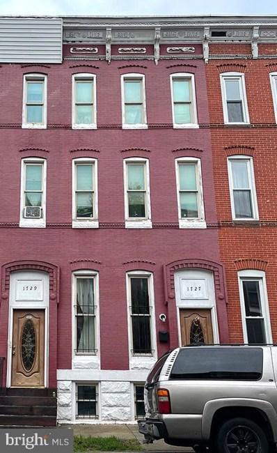1729 Druid Hill Avenue, Baltimore, MD 21217 - #: MDBA2001330