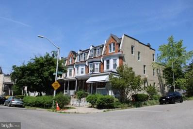 1801 Ashburton Street, Baltimore, MD 21216 - #: MDBA2001336