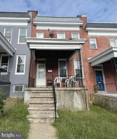 782 Linnard Street, Baltimore, MD 21229 - #: MDBA2001339