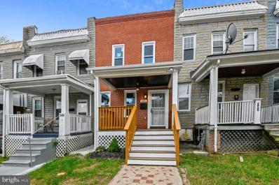145 Siegwart Lane, Baltimore, MD 21229 - #: MDBA2001373