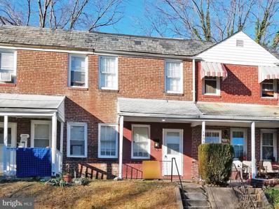 1408 N Dukeland Street, Baltimore, MD 21216 - #: MDBA2001401