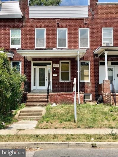 3212 W Garrison Avenue, Baltimore, MD 21215 - #: MDBA2001408