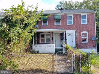 433 Roundview Road, Baltimore, MD 21225 - #: MDBA2001411