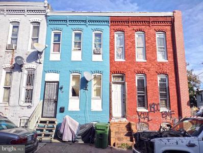 211 Harmison Street, Baltimore, MD 21223 - #: MDBA2001425