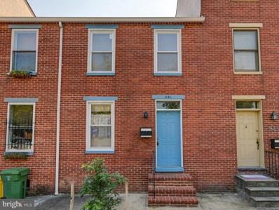 841 McHenry Street, Baltimore, MD 21230 - #: MDBA2001457