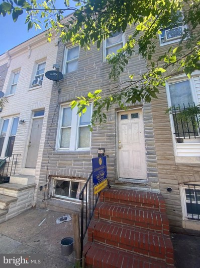 11 S Conkling Street, Baltimore, MD 21224 - #: MDBA2001458