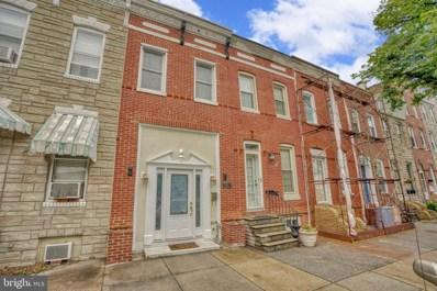 1632 E Fort Avenue, Baltimore, MD 21230 - #: MDBA2001470
