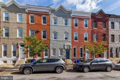 1113 N Stricker Street, Baltimore, MD 21217 - #: MDBA2001475