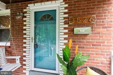3526 Beech Avenue, Baltimore, MD 21211 - #: MDBA2001480