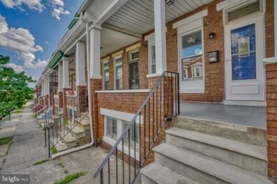 1820 Moreland Avenue, Baltimore, MD 21216 - #: MDBA2001498