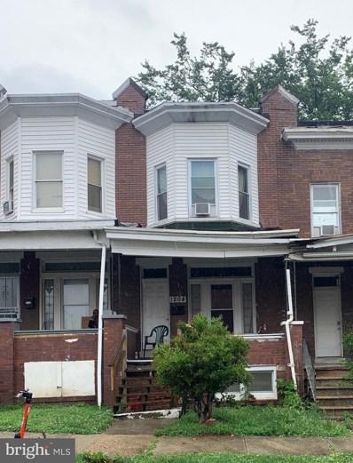 1204 N Longwood Street, Baltimore, MD 21216 - #: MDBA2001514