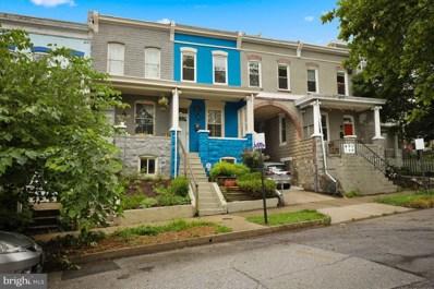 3530 Hickory Avenue, Baltimore, MD 21211 - #: MDBA2001546