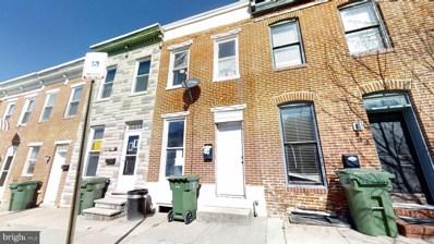 42 E Heath Street, Baltimore, MD 21230 - #: MDBA2001554