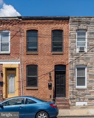 1838 Westphal Place, Baltimore, MD 21230 - #: MDBA2001566