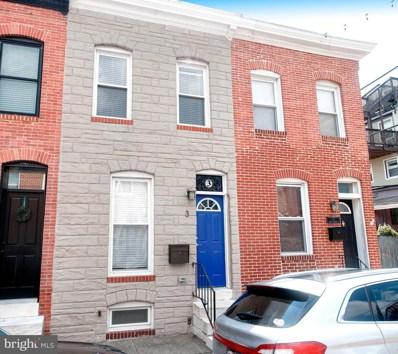 3 N Streeper Street, Baltimore, MD 21224 - #: MDBA2001596