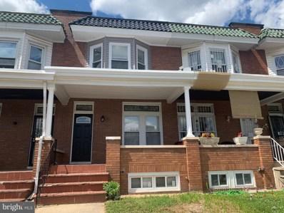 2526 Calverton Heights Avenue, Baltimore, MD 21216 - #: MDBA2001630