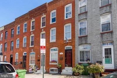 2539 Fleet Street, Baltimore, MD 21224 - #: MDBA2001634