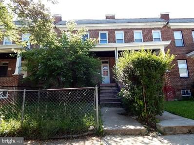 3313 Saint Ambrose Avenue, Baltimore, MD 21215 - #: MDBA2001636