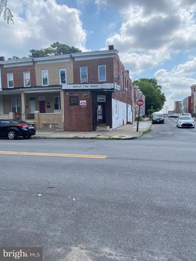 2701 Barclay Street, Baltimore, MD 21218 - #: MDBA2001642