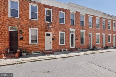 1421 Cooksie Street, Baltimore, MD 21230 - #: MDBA2001648