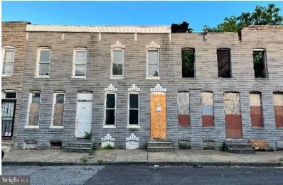 1919 Christian Street, Baltimore, MD 21223 - #: MDBA2001722
