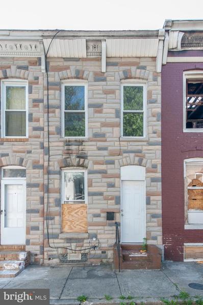 309 Furrow Street, Baltimore, MD 21223 - #: MDBA2001748