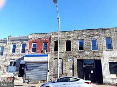 2533 E Monument Street, Baltimore, MD 21205 - #: MDBA2001772