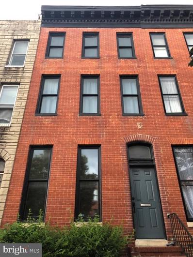 126 S Gilmor Street, Baltimore, MD 21223 - #: MDBA2001886